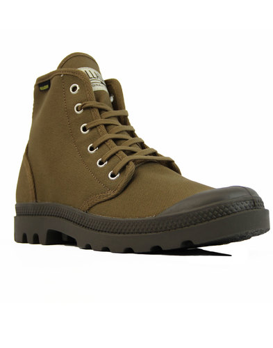 Pampa Hi Originale palladium canvass boots