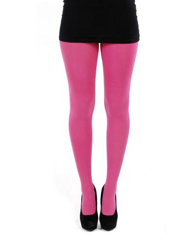 PAMELA MANN RETRO 80 DENIER PINK TIGHTS