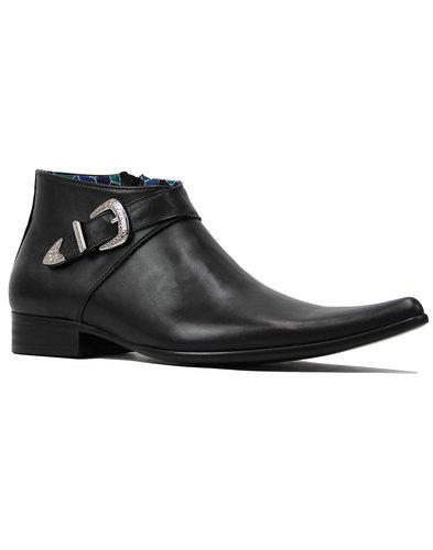 Veer 28 PAOLO VANDINI Retro Buckle Chelsea Boots