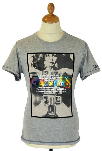 ANDY WARHOL RETRO POP ART CHELSEA GIRLS T-SHIRT