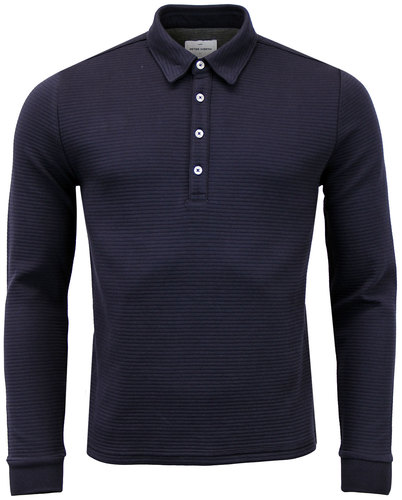 peter-werth-retro-mod-bleaker-horizontal-rib-polo