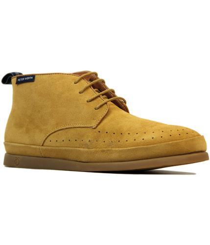 peter werth caine retro mod hybrid desert boots