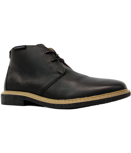 Elba PETER WERTH Mod Scotch Grain Desert Boots