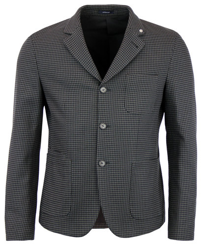 PETER WERTH RETRO MOD 70s DOGTOOTH BLAZER