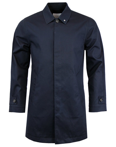 PETER WERTH RETRO MOD 70s TWYFORD NAVY MAC
