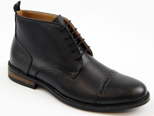 Atkinson PETER WERTH Retro Derby Chukka Boots (B)