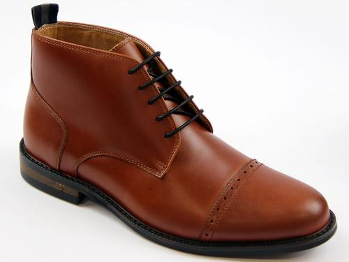 Atkinson PETER WERTH Retro Derby Chukka Boots (T)