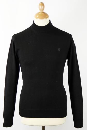 PETER WERTH RETRO SEVENTIES 70S MOD TURTLENECK