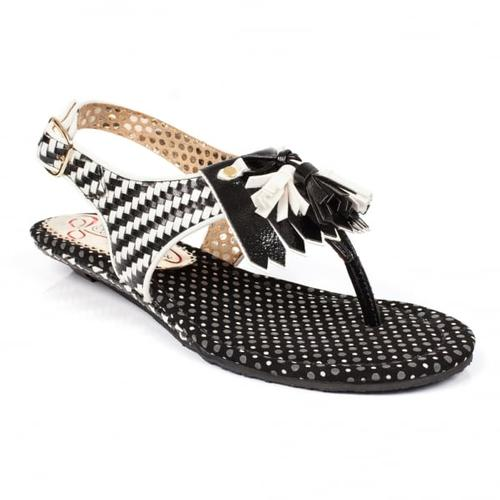 POETIC LICENCE RETRO BUTTERCUP FLIP FLOP SANDALS