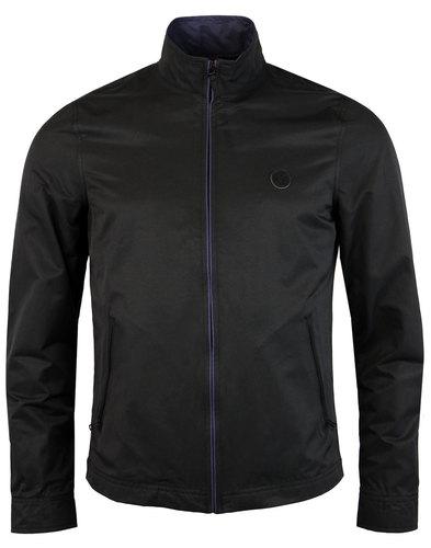 pretty green mod corporation monkey jacket black