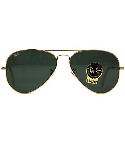 Ray-Ban Retro 60s Mod Aviator Indie Sunglasses (G)