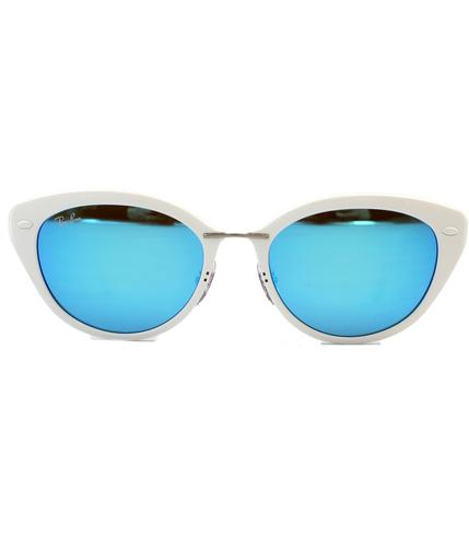 RAY-BAN RETRO SUNGLASSES RETRO 50s CATSEYE TECH
