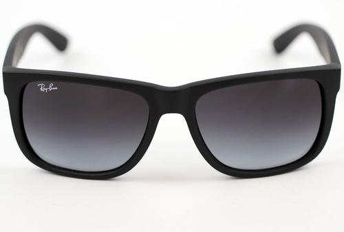 Ray-Ban Justin RB4165 Retro Wayfarer Sunglasses B