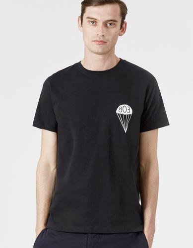 Nesmith Aces REALM & EMPIRE Retro Vintage Tee In B