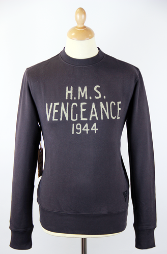 REALM & EMPIRE RETRO HOLDFAST CHURCHILL SWEATER