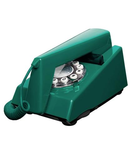 RETRO TELEPHONES TRIMPHONE GREEN TEAL PHONE
