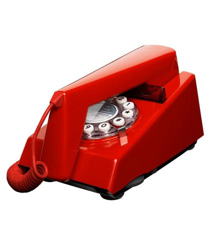 RETRO TELEPHONES TRIMPHONE RED PHONE