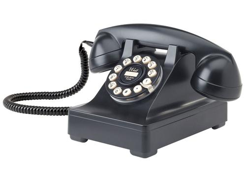 RETRO TELEPHONE RETRO DESK PHONE MOD FORTIES