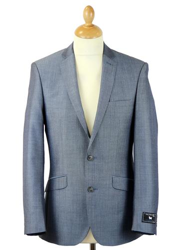 RETRO MOD MOHAIR 3 BUTTON SUIT JACKET