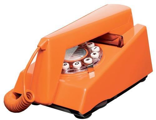 RETRO PHONE RETRO VINTAGE TRIM PHONE TELEPHONES