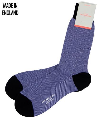 + Tuareg RICHARD JAMES Retro Twisted Yarn Socks
