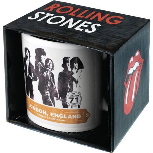 ROLLING STONES 1971 71 MUG LONDON STONES MUGS