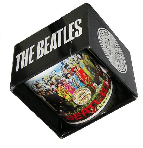 'Sgt Pepper's Mint Tea Cup'