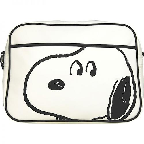 RETRO SNOOPY PEANUTS 70S SHOULDER BAG