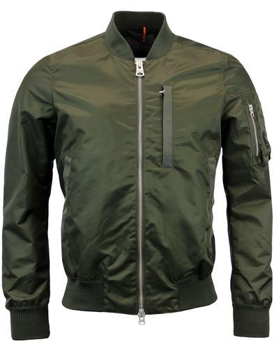 spiewak spitfire retro indie mod ma1 bomber jacket