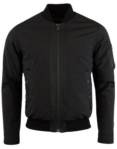 spiewak ranger mod softshell ma-1 bomber jacket