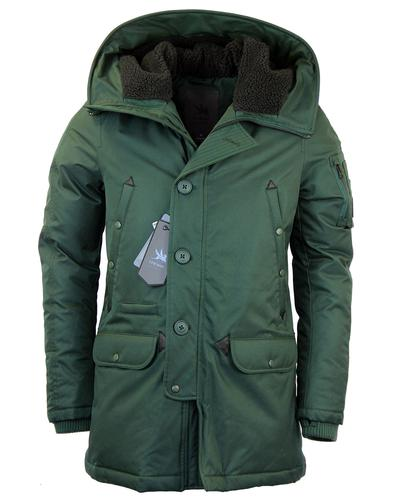 SPIEWAK RETRO MOD AVIATION PARKA GREEN