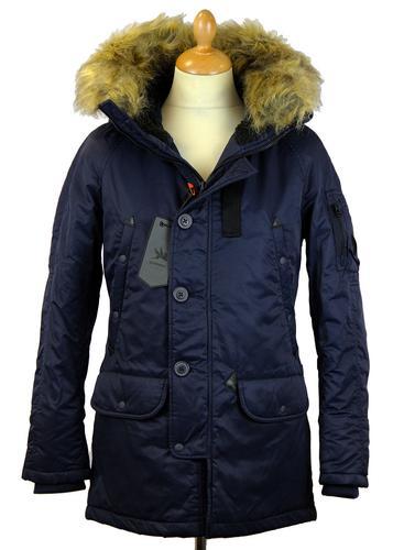 SPIEWAK Retro Waxed N3B Snorkel Parka Jacket (N)