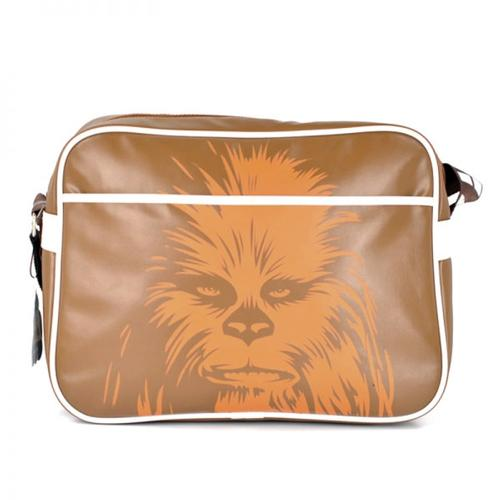 Star Wars Chewbacca Print Retro Shoulder Bag