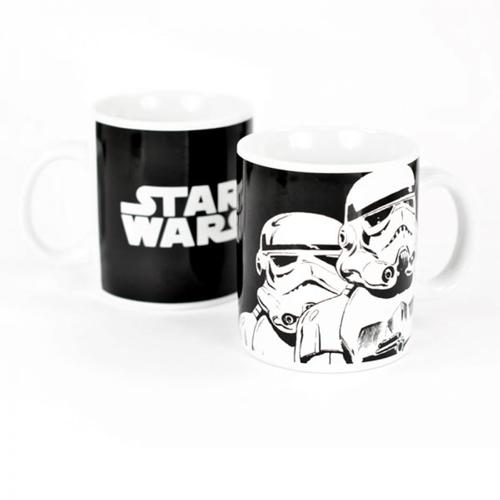 Star Wars Storm Trooper Dark Side Retro 70s Mug