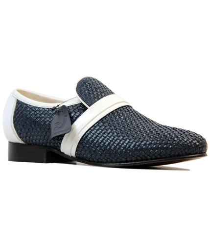 The Steve Ellis DELICIOUS JUNCTION Mod Weave Shoes