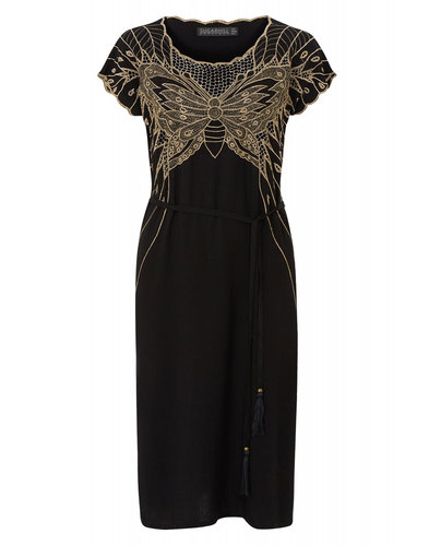 Butterfly SUGARHILL BOUTIQUE Retro Cutwork Dress