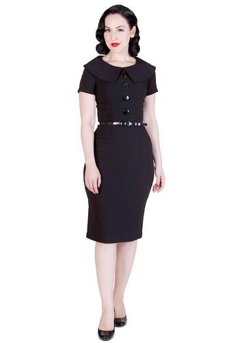 TATYANA BETTIE PAGE RETRO 50s RITA DRESS BLACK