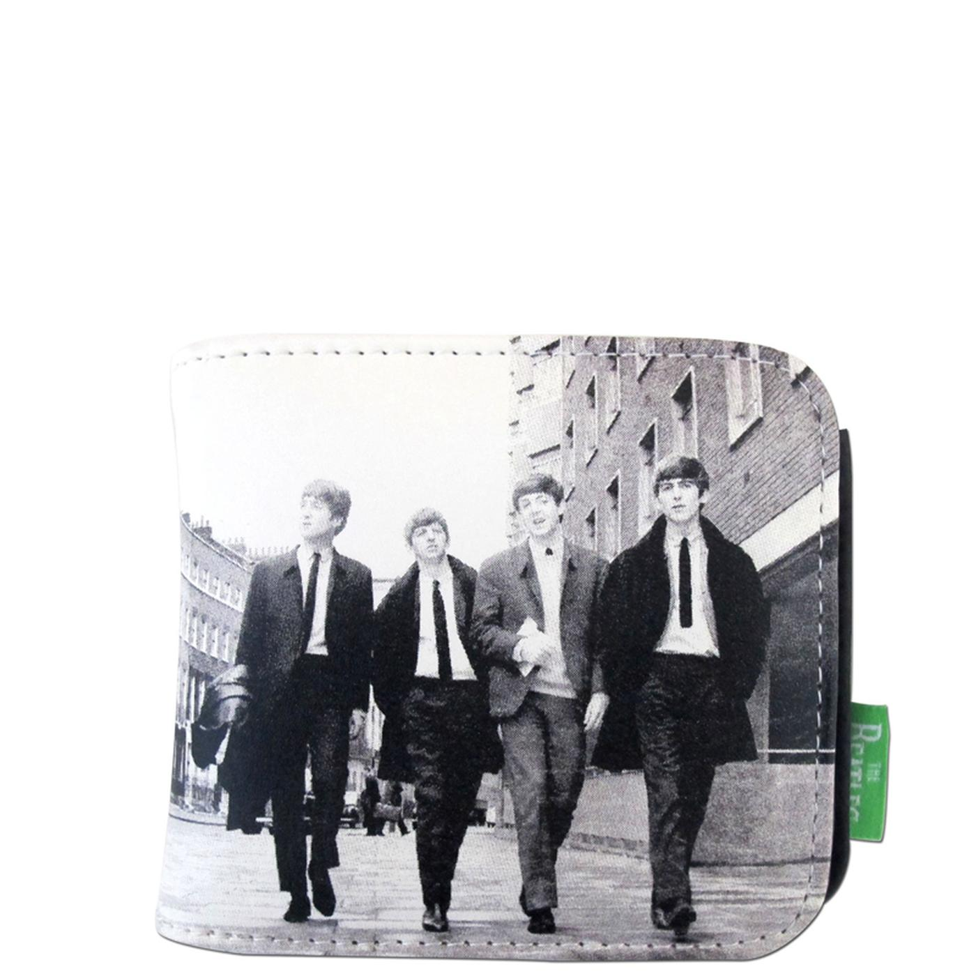 BEATLES BAGS RETRO 60s MENS WALLET BEATLES BBC
