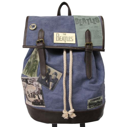 BEATLES RETRO BAGS TOUR BACK PACK SHOULDER BAG