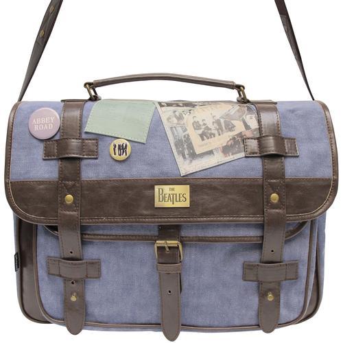 Tour Satchel BEATLES 50th Anniversary Retro Bag