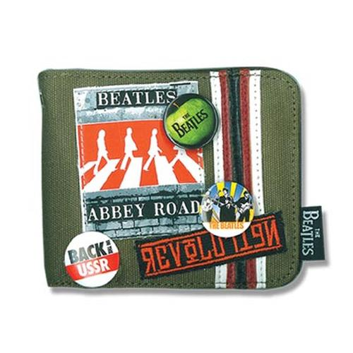 BEATLES ABBEY ROAD WALLET RETRO 60s BEATLES