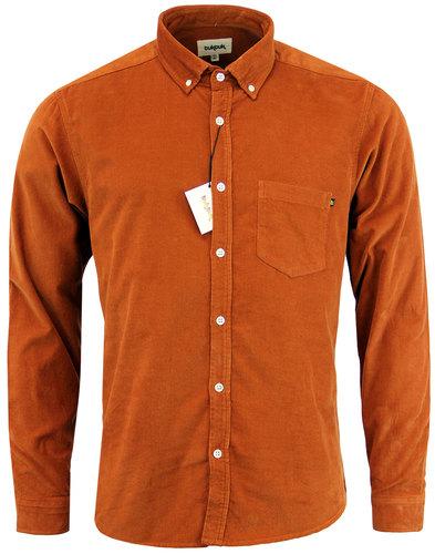 Agnew TUKTUK Indie Needle Cord Button Down Shirt