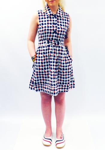 TULLE RETRO VINTAGE 50S DRESS RETRO DRESSES