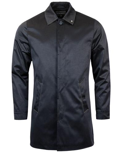 peter werth twyford west retro mod coated raincoat