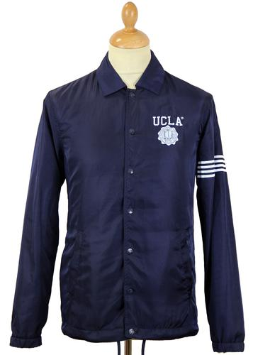 Calvin UCLA Retro 1970s Indie Coaches Jacket (P)