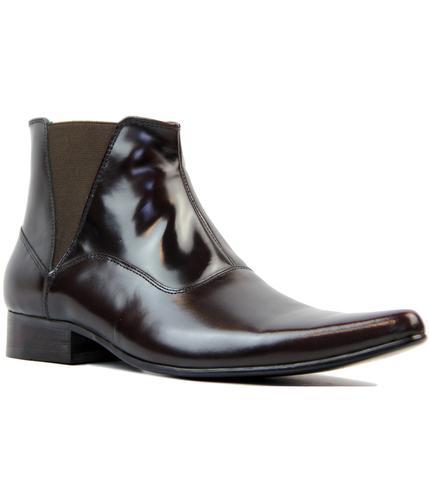 paolo vandini veer 20 retro 60s mod chelsea boots