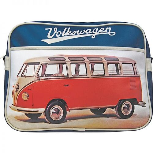 Volkswagen 1960s Camper Van Photo Shoulder Bag