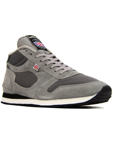 Challenger WALSH Made In England Retro Trainers G