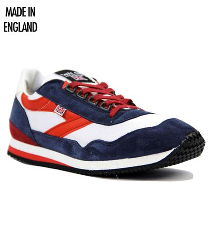 WALSH TRAINERS RETRO MOD ENSIGN TRAINERS