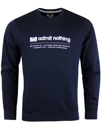 weekend offender polyglots admit nothing 80s sweat